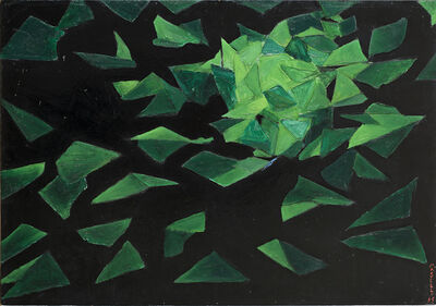 Titina Maselli, 'Leaves', 1955