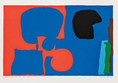 Patrick Heron, 'Winchester Four IV', 1967