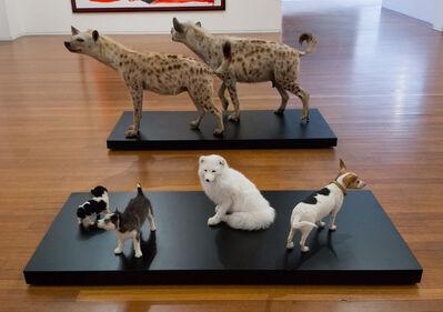 Dale Frank, 'Culture and Australian Culture', 2013