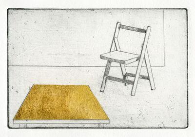 Alexander Massouras, 'So he gilded the table; (The Gilderbook 6)', 2011