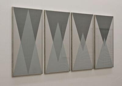 Helga Philipp, 'Schichtgrafik', 1994