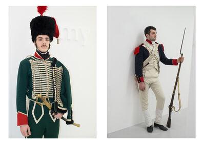 Pierre Joseph, 'Hussard - Grenadier (Character to Be Reactivited)', 2013-2014