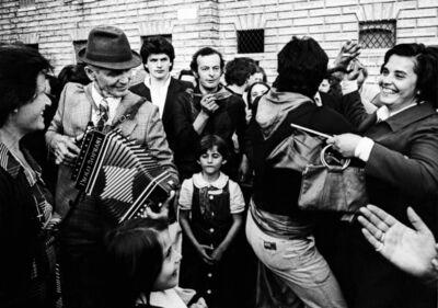 Gianni Berengo Gardin, 'Gubbio, Festa dei Ceri', 1976