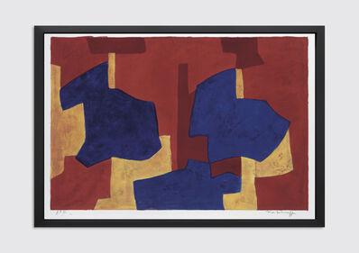 Serge Poliakoff, 'Composition jaune, bleue et rouge', 1969
