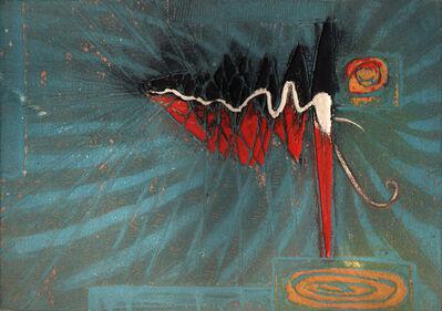 Krishna Reddy, 'Fish', ca. 1952