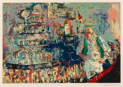 LeRoy Neiman, 'Mixologist', 1983