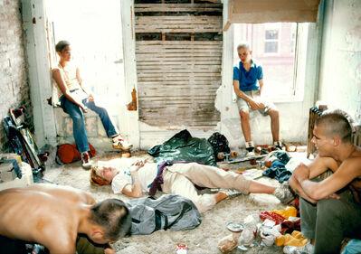 Robin Graubard, 'Kim crashpad', 1985