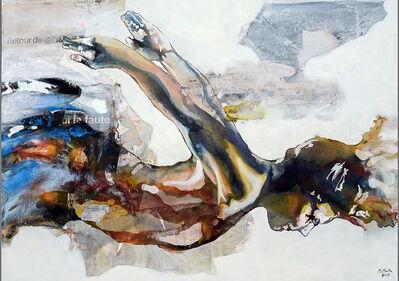 Bruce Clarke, 'A qui la faute?', 2017