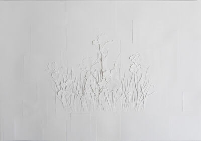 Maria Fernanda Barrero, 'Escaping from Maya IX (Iris II)', 2011