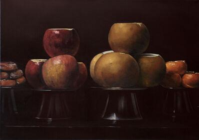Helena Parada-Kim, 'Apples, Pears and Tangerines ', 2017