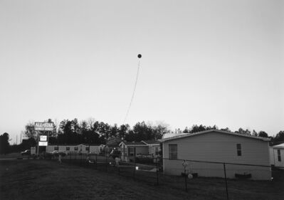 Mark Steinmetz, 'Athens, GA (balloon at dusk)', 1995