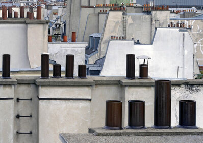 Michael Wolf, 'Paris Rooftop #2', 2014