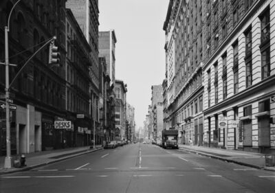 Thomas Struth, 'Broadway at Prince Street, New York 1978', 1978