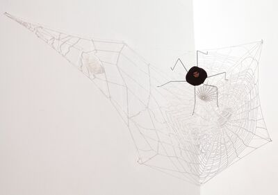 Nilbar Güres, 'ÖRÜMCEK KADIN; ANNE / SPIDER WOMAN; MOTHER', 2006