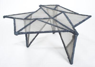 Benjamin Rollins Caldwell, 'Fencing Low Table', 2010