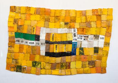 Serge Attukwei Clottey, 'The system got us', 2015