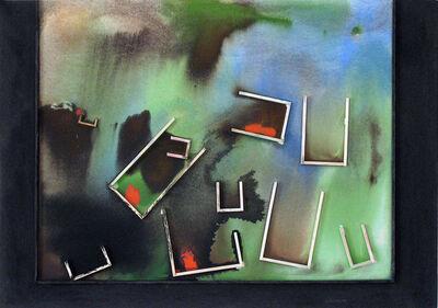 "Pádraig Timoney, '""Wee Street N 2""', 2007"