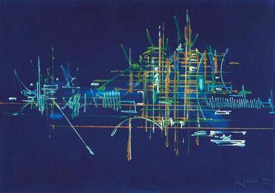 Georges Mathieu, 'Charans', 1970