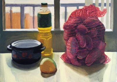 Anna Lukashevsky, 'Still Life with Potatoes', 2016