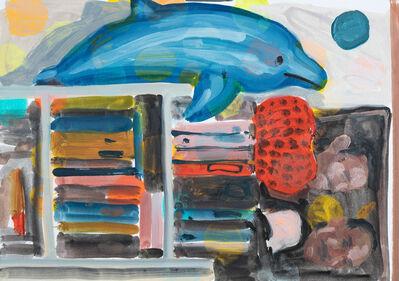 Franco Fasoli, 'Dolphin', 2018