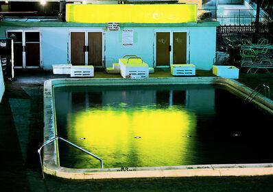 David Drebin, 'Yellow Pool', 2001