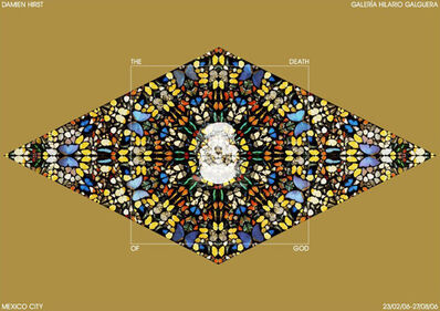 Damien Hirst, 'The Death of God (poster)', 2006