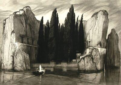 Max Klinger, 'The Isle of Death', 1890