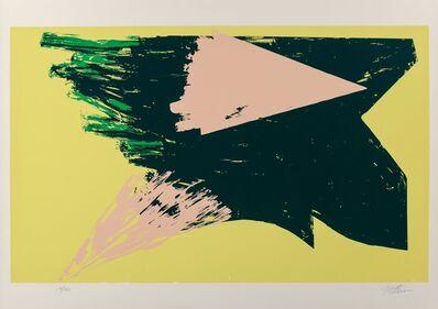 Michael Steiner (b. 1945), 'Untitled VIII', c. 1981