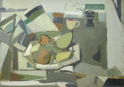 Janice Biala, 'Still Life with Pears', 1950
