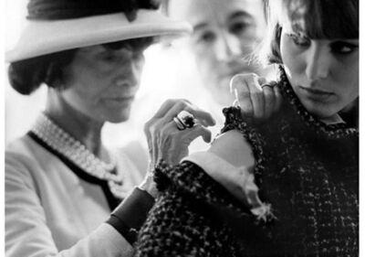 Douglas Kirkland, 'Coco Chanel, Paris', 1962