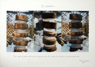 Peter Arthur Hutchinson, 'Ice Sandwich', ca. 1994