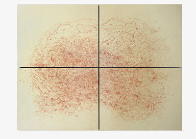 Muriel Moreau, 'Rouge chemin', 2009