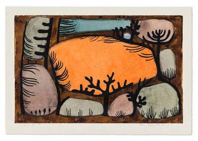 Paul Klee, 'Der Tag im Wald', 1931