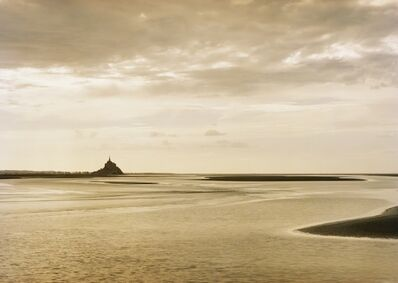 Elger Esser, 'Mont Saint Michel II', 2018