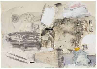 Robert Rauschenberg, 'Untitled'