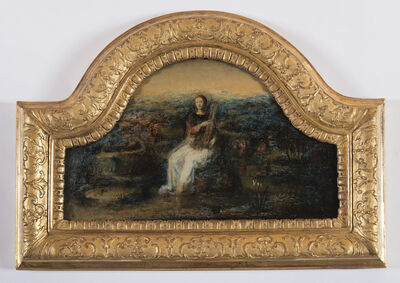Georges Rouault, 'Sainte-Cécile', 1896