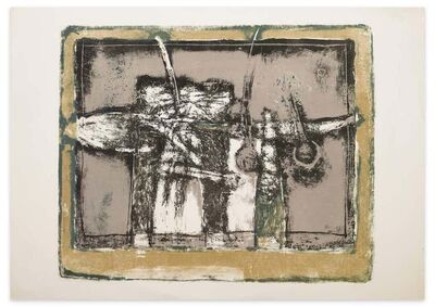 Unknown, 'Abstract Composition', 1970s
