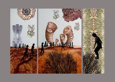 Sonia Mehra Chawla, 'Transitory Shores & Biomorphic Daydreams ', 2013