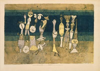 Paul Klee, 'Comedy', 1921