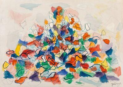 Robert Goodnough, 'Color Abstraction LR', 1967