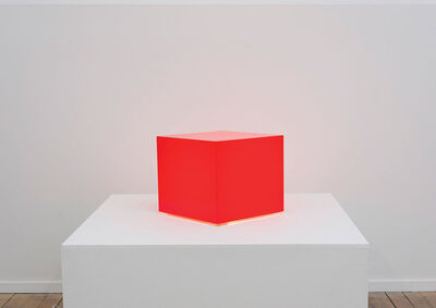 James Hyde, 'Light Cube ', 2002