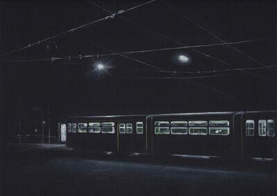 Nanako Shikata, 'Untitled (Strassenbahnserie)', 2016