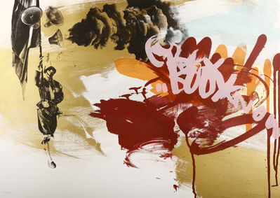 Conor Harrington, 'Holy Smoke', 2010