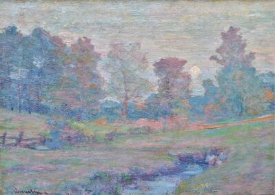 Robert William Vonnoh, 'Pleasant Valley, Old Lyme', ca. 1900