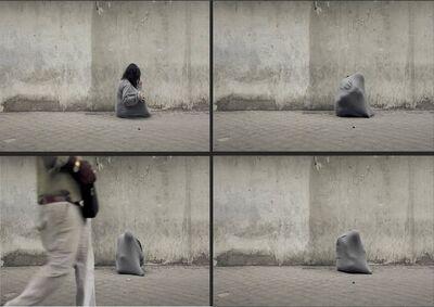 Verónica Vicente, 'Una estrategia de la apariencia, videoperformance I', 2011