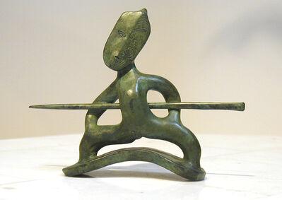 Wi Taepa, 'Haere Mai (Welcome)', 2001
