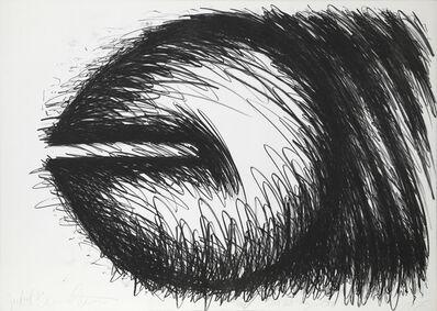 Judith Bernstein, 'Big Horizontal', 1976