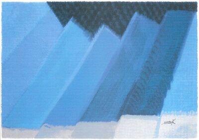 Heinz Mack, 'Winterklänge', 1900-2000