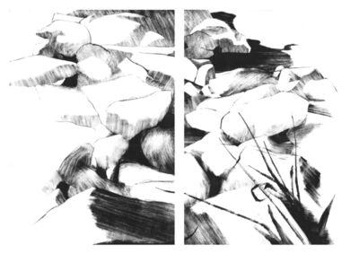 Rachel Burgess, 'Rocks', 2016
