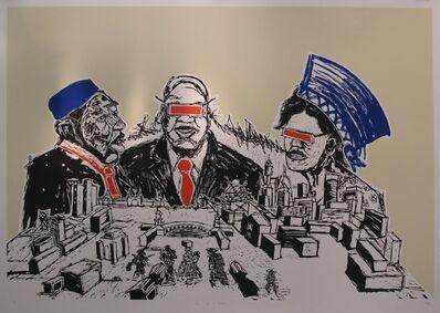 Senzo Shabangu, 'Sins of our leaders', 2013
